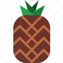 drink, eat, food, pineapple, pizza icon