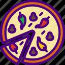 diavola, eat, food, fruit, kitchen, vegetable icon