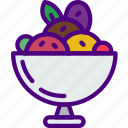 drink, eat, food, icecream, pizza icon