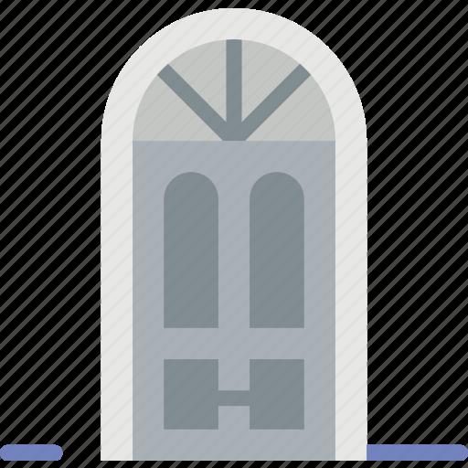 appliance, door, furniture, household, room icon