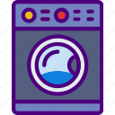 washing, room, household, appliance, machine, furniture icon