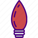 appliance, bulb, furniture, halogen, household, room icon