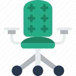 appliance, chair, furniture, household, office, wardrobe icon
