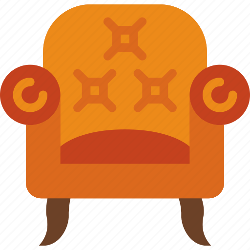 appliance, chair, furniture, household, leather, wardrobe icon
