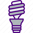 appliance, bulb, furniture, household, led, wardrobe icon