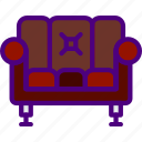 appliance, furniture, household, sofa, wardrobe icon
