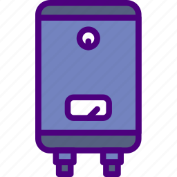 appliance, furniture, heating, household, station, wardrobe icon