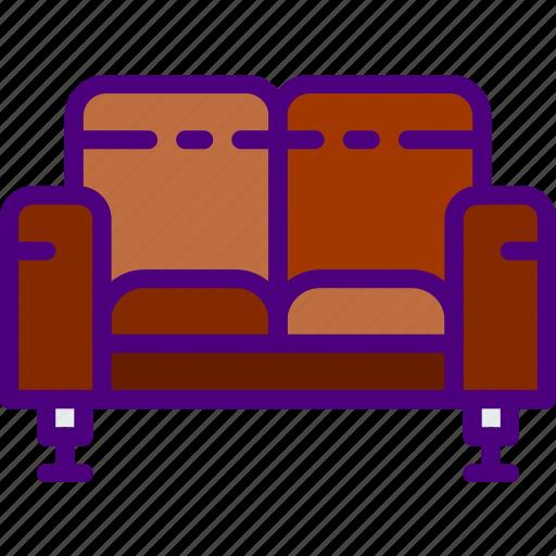 appliance, furniture, household, sofa, wardrobe icon