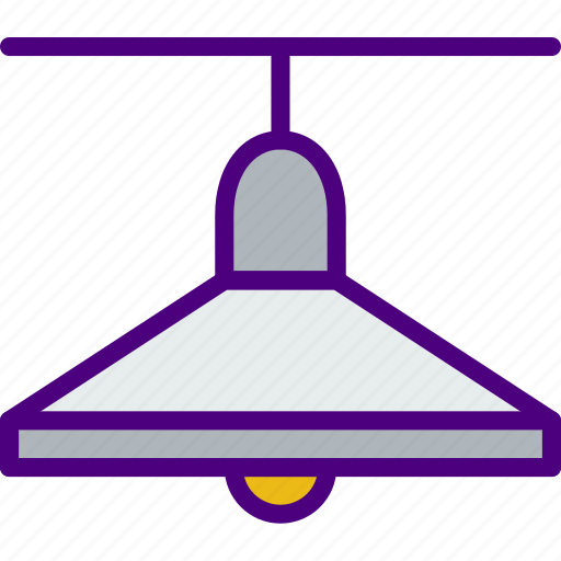 appliance, furniture, household, lamp, street, wardrobe icon