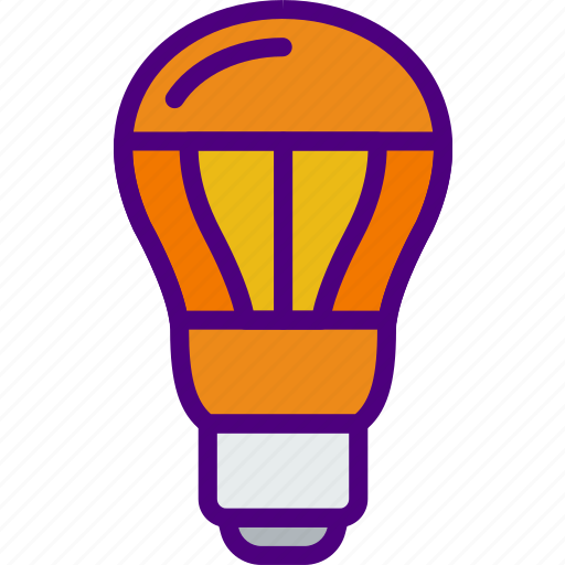 appliance, bulb, furniture, household, light, wardrobe icon