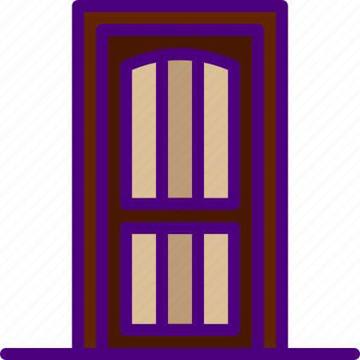 appliance, door, furniture, household, wardrobe icon