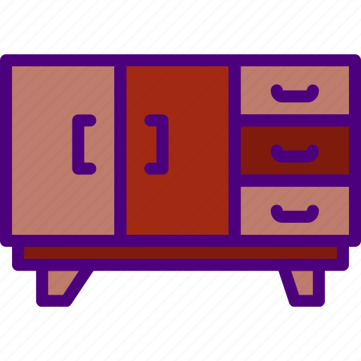 Appliance, furniture, household, wardrobe icon - Download on Iconfinder