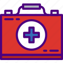 aid, anatomy, doctor, first, hospital, kit, medical icon