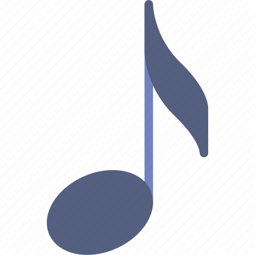 music, musical, note, sing, song, sound icon