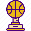 athletic, basketball, fitness, health, sport, trophy icon