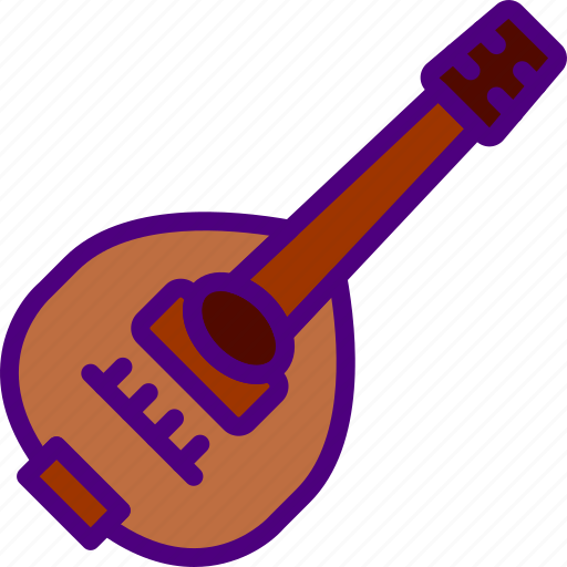 guitar, music, sing, song, sound icon