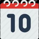 calendar, corporate, date, job, office, work icon