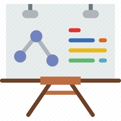 corporate, diagram, job, office, work icon
