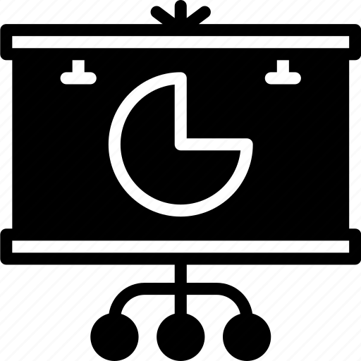 chart, corporate, job, office, pie, work icon