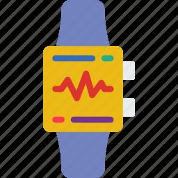 app, athletic, fitness, health, sport icon