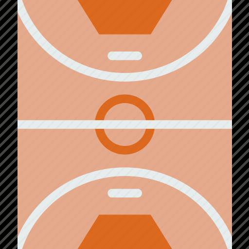 athletic, basketball, fitness, health, sport, yard icon