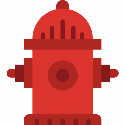 building, city, fire, hydrant, street, urban icon