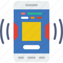 app, carousel, interaction, interface, mobile, product