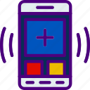 add, app, block, interaction, interface, mobile, new icon