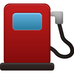 gas, pump icon