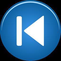 backward, skip icon