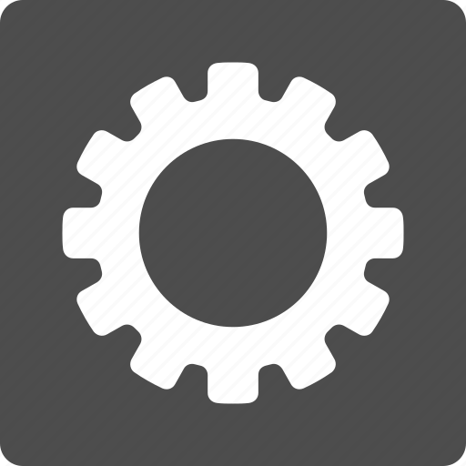 configuration, control, gear, options, preferences, settings, tools icon