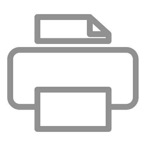arrow, perinter, print, printer, printing icon