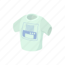 business, cloth, fashion, print, printer, shirt, textile icon