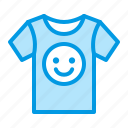 print, shirt, shop, t, tshirt icon