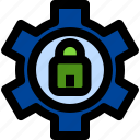 lock, protection, secure, setting