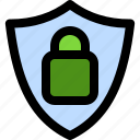 lock, shield, protection, secure