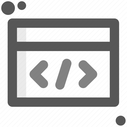 code, computers, connectivity, digital, embed html, internet, software icon