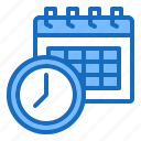 calendar, date, management, schedule, time icon