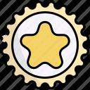 premium, quality, reward, best, award, badge, star