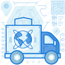 global, international, logistic, shipping, transport, truck, vehicle