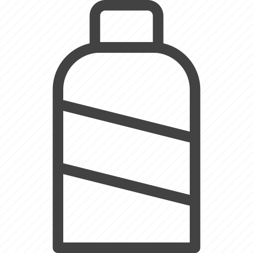 bottle, packaging, product icon