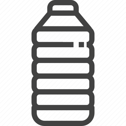 bottle, drink, packaging, product, water icon
