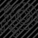 car maintenance, repair, spare parts, spare parts icon icon