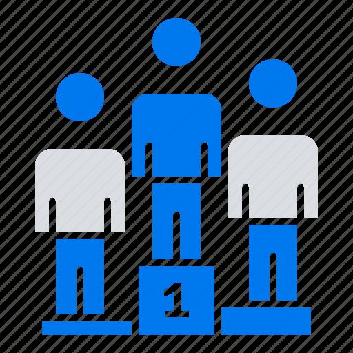 Pedestal, podium, winners icon - Download on Iconfinder