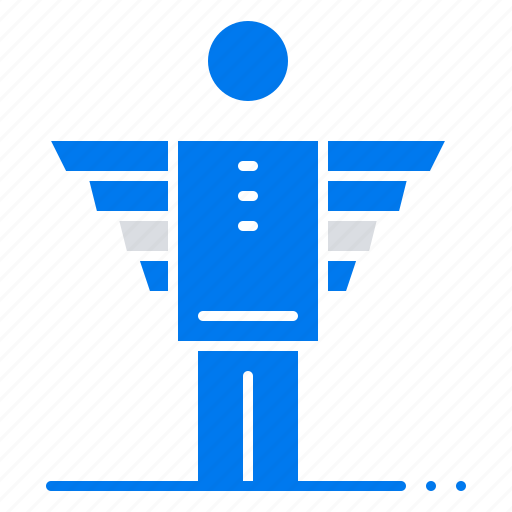 Angel, business, career, freedom, investor icon - Download on Iconfinder