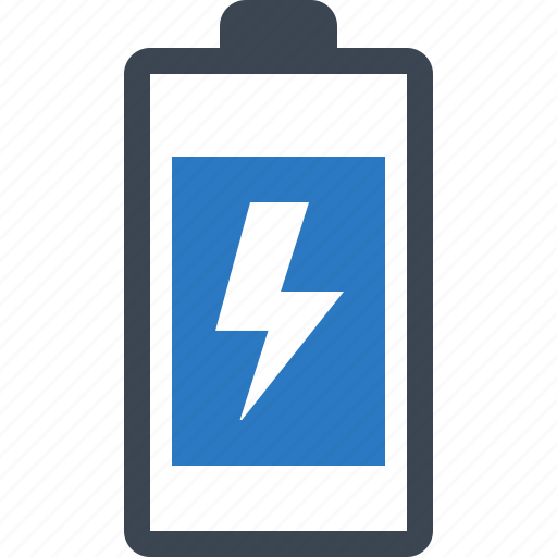 battery, charging, energy icon