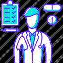 doctor, healthcare, hospital, medical, medicine, profession, treatment
