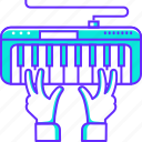 device, equipment, instrument, music, piano, play, tool