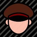 cap, hat, justice, law, police, policeman, uniform