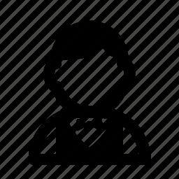 avatar, job, people, profession, profile, waitress icon